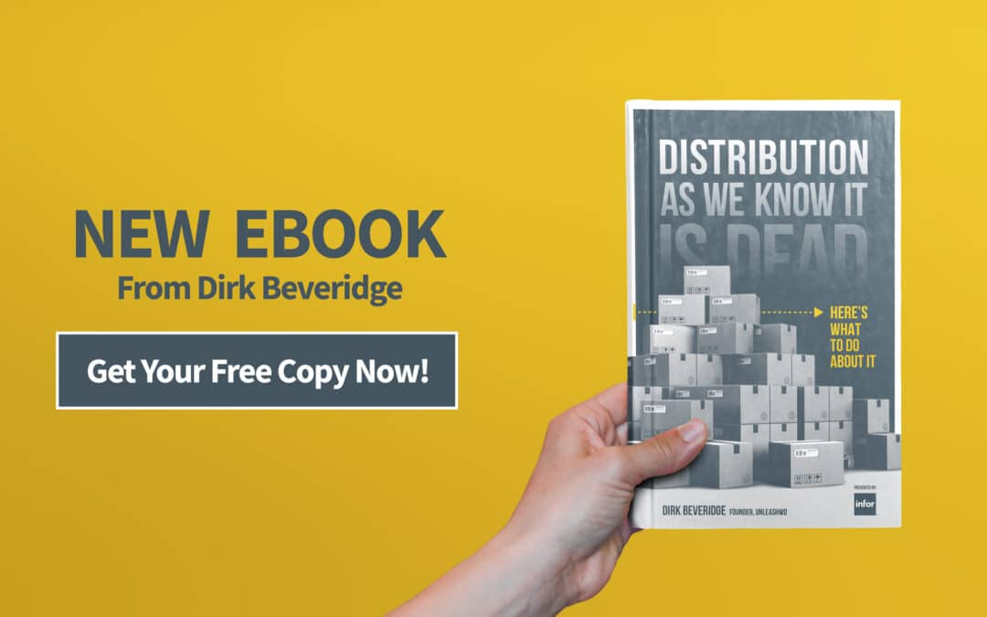Distribution As We Know It Is Dead